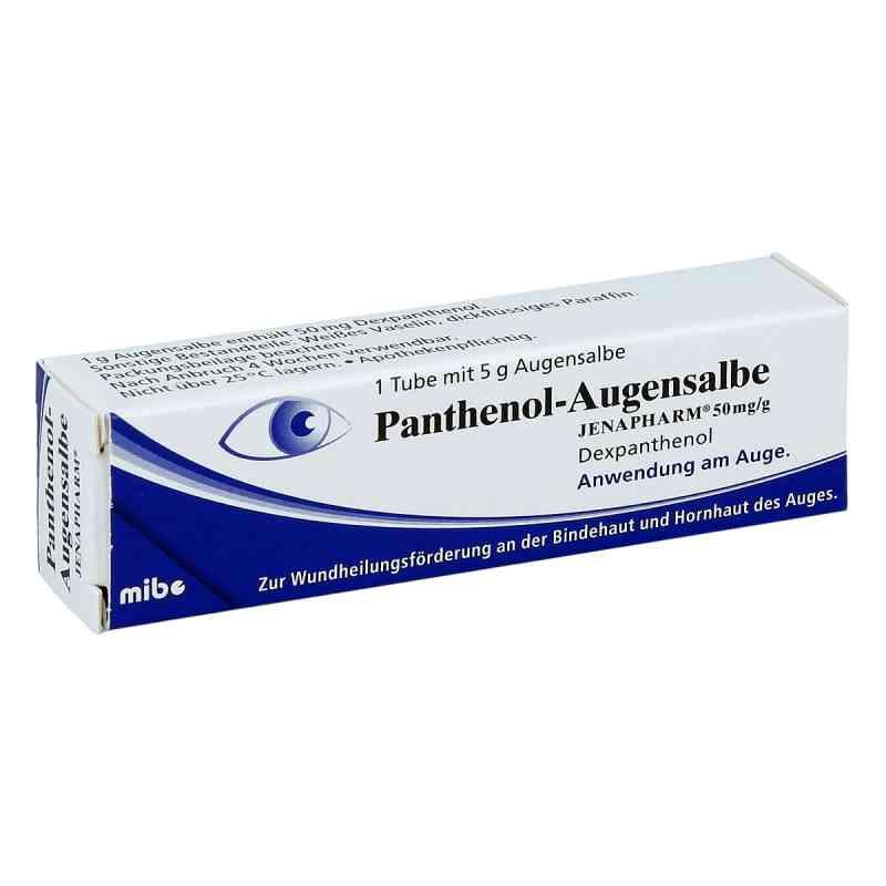 Panthenol Augensalbe Jenapharm  bei Apotheke.de bestellen