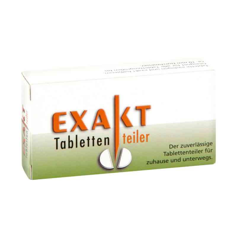 Exakt Tablettenteiler  bei Apotheke.de bestellen