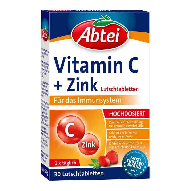 Abtei Vitamin C plus Zink Lutschtabletten  bei Apotheke.de bestellen