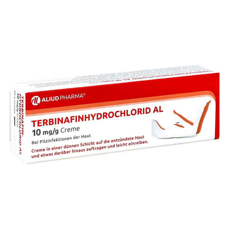 Terbinafinhydrochlorid AL 10mg/g  bei Apotheke.de bestellen