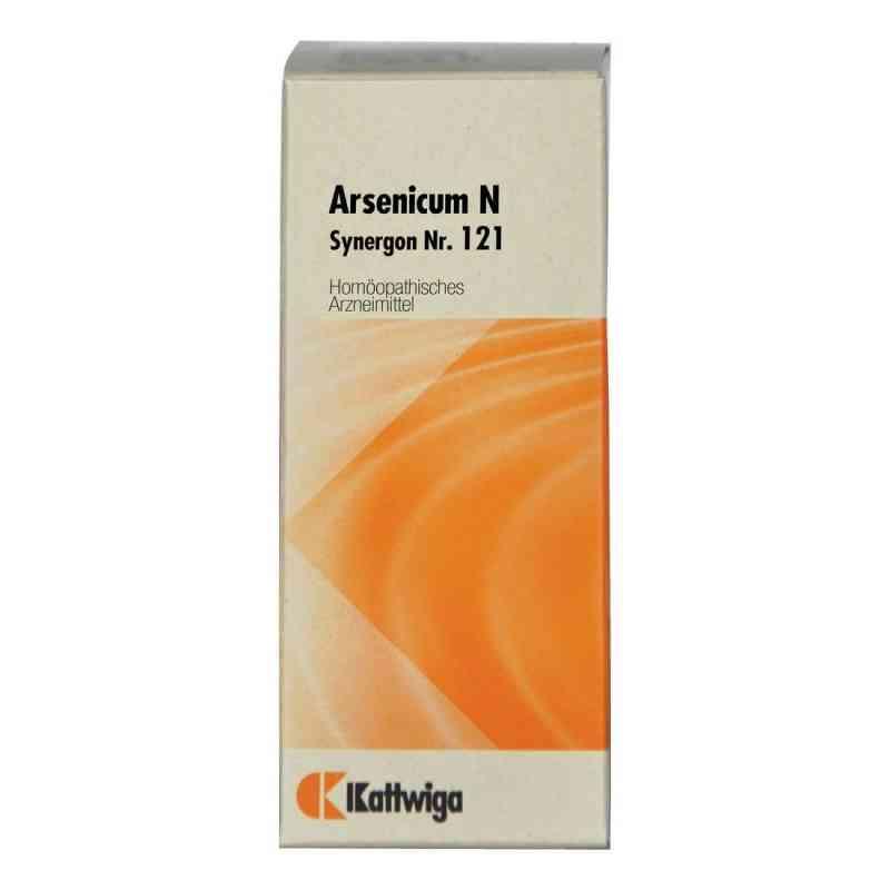 Synergon 121 Arsenicum N Tropfen  bei Apotheke.de bestellen