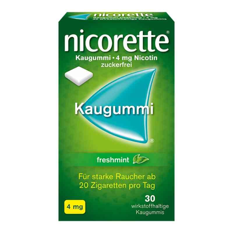 Nicorette 4mg freshmint  bei Apotheke.de bestellen