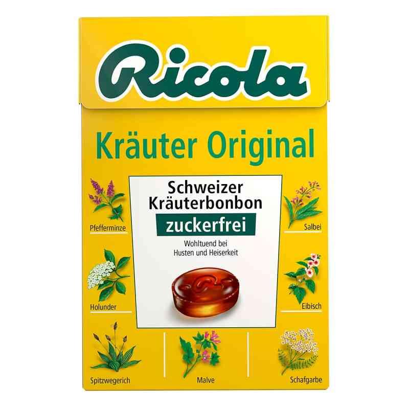 Ricola ohne Zucker Box Kräuter Bonbons  bei Apotheke.de bestellen