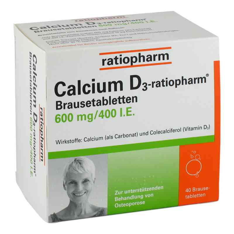 Calcium D3-ratiopharm 600mg/400 internationale Einheiten  bei Apotheke.de bestellen