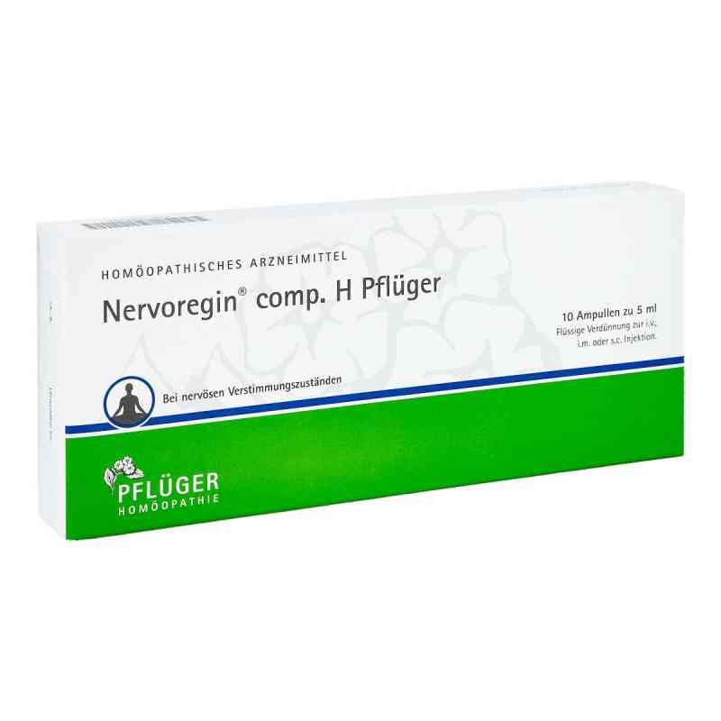 Nervoregin compositus H Pflüger Ampullen  bei Apotheke.de bestellen