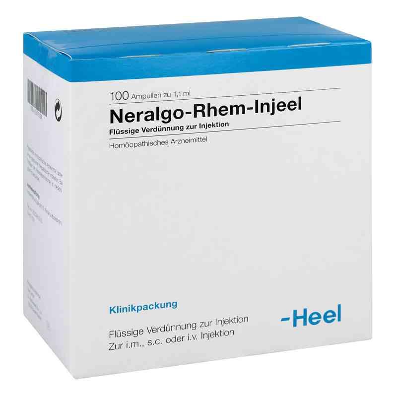 Neralgo Rhem Injeel Ampullen  bei Apotheke.de bestellen