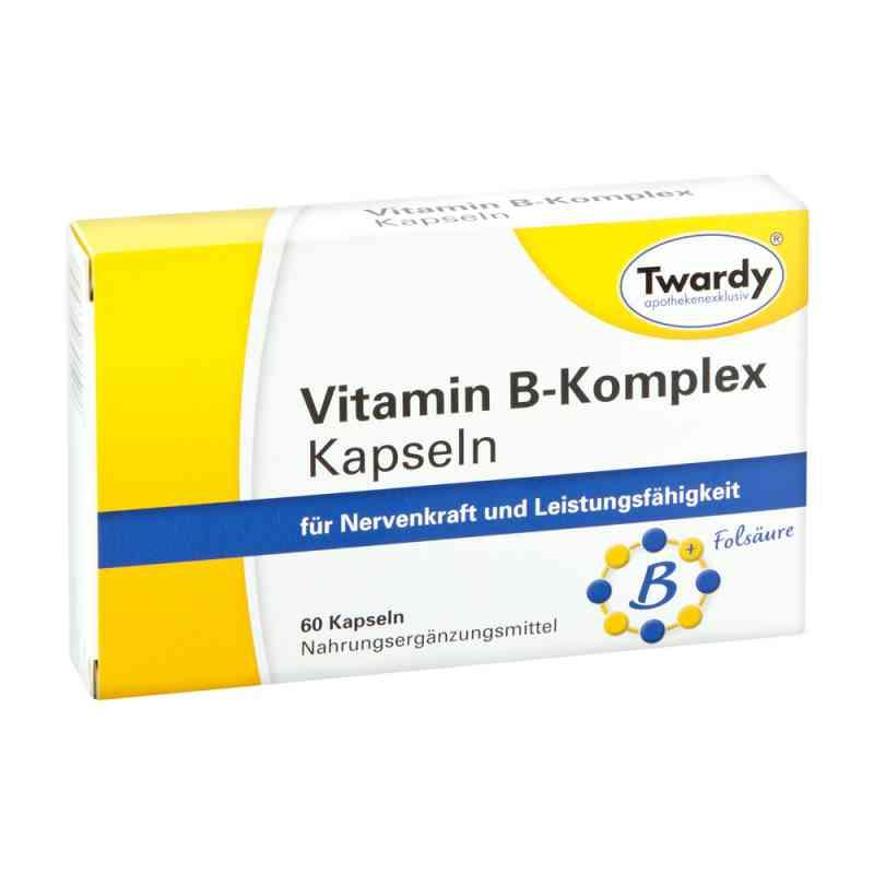 Vitamin B Komplex Kapseln  bei Apotheke.de bestellen