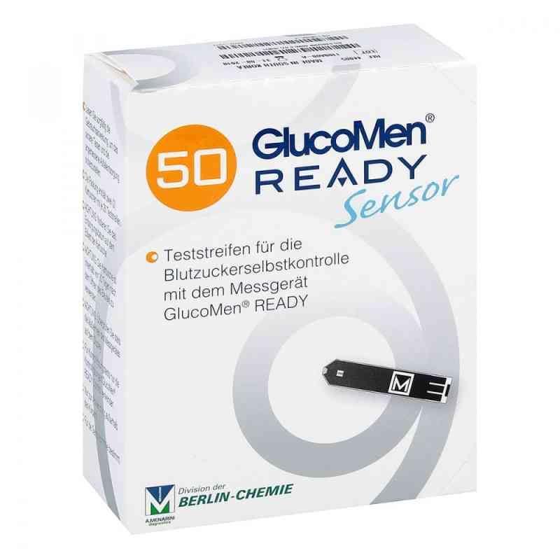 Glucomen Ready Sensor Teststreifen  bei Apotheke.de bestellen