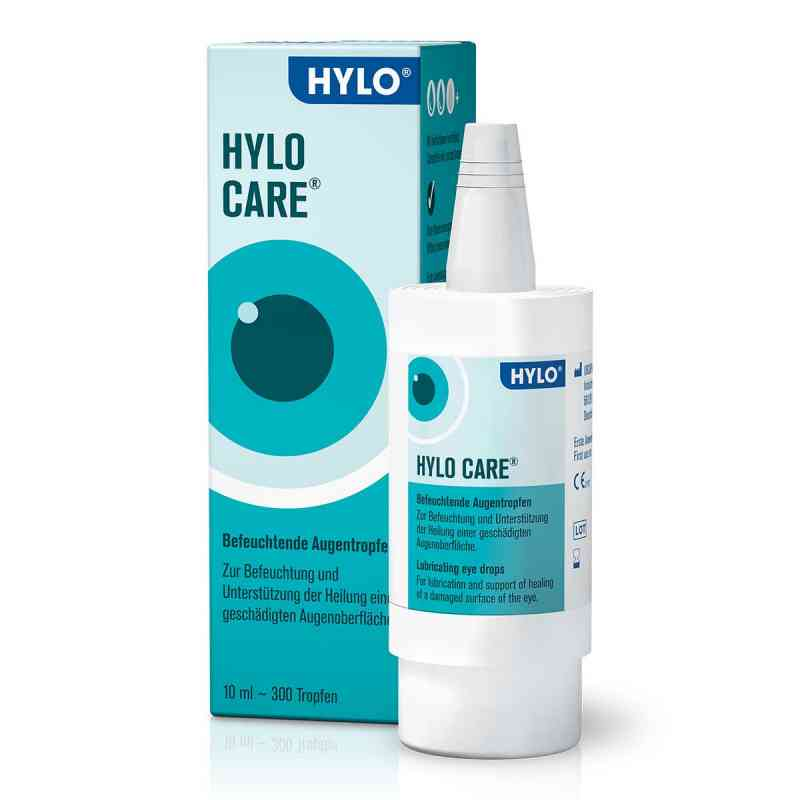 Hylo-care Augentropfen  bei Apotheke.de bestellen