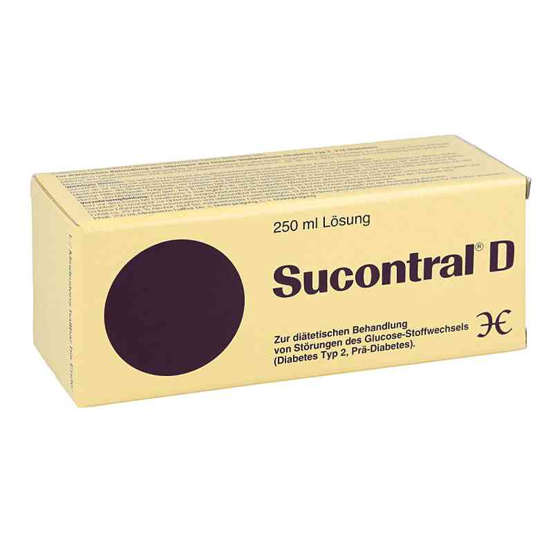 Sucontral D Diabetiker Lösung  bei Apotheke.de bestellen