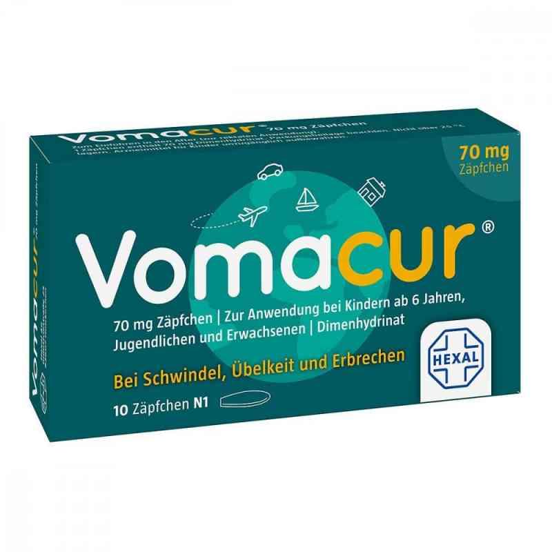 Vomacur 70mg  bei Apotheke.de bestellen