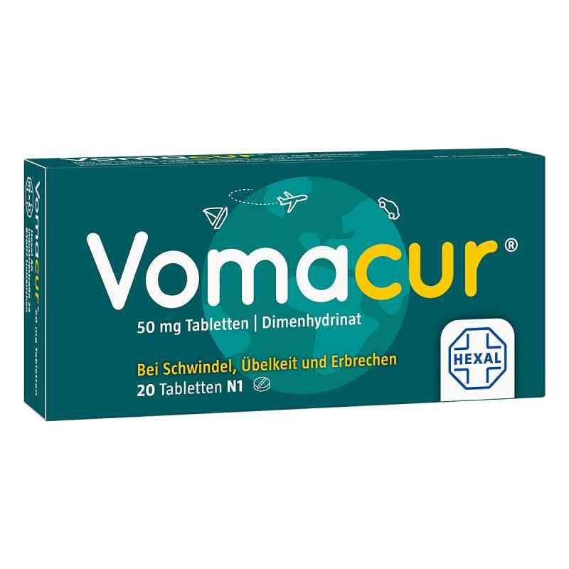 Vomacur 50mg  bei Apotheke.de bestellen