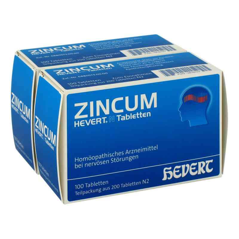 Zincum Hevert N Tabletten  bei Apotheke.de bestellen