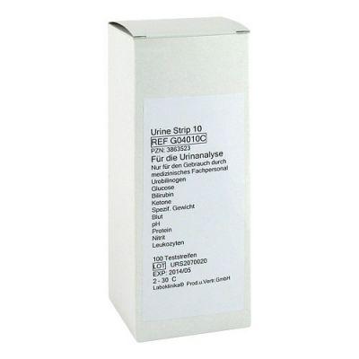 Urinteststreifen Nummer 10 /10 Parameter  bei Apotheke.de bestellen