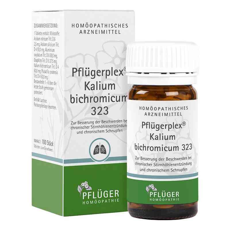 Pflügerplex Kalium bichromicum 323 Tabletten  bei Apotheke.de bestellen