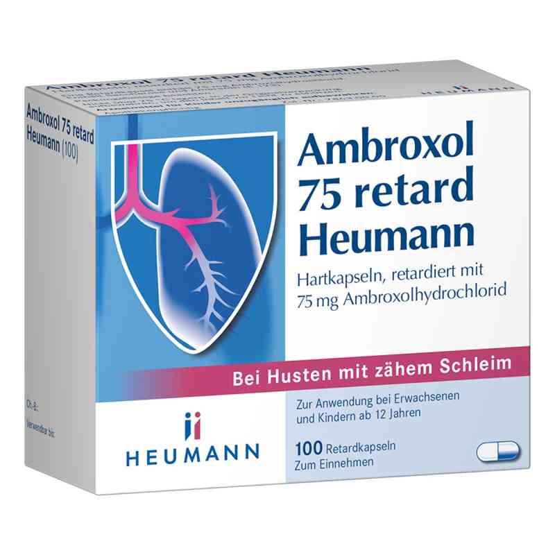 Ambroxol 75 retard Heumann  bei Apotheke.de bestellen