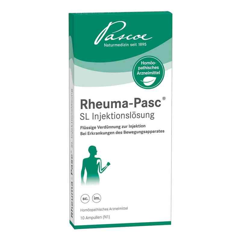 Rheuma Pasc Sl Injektionslösung  bei Apotheke.de bestellen