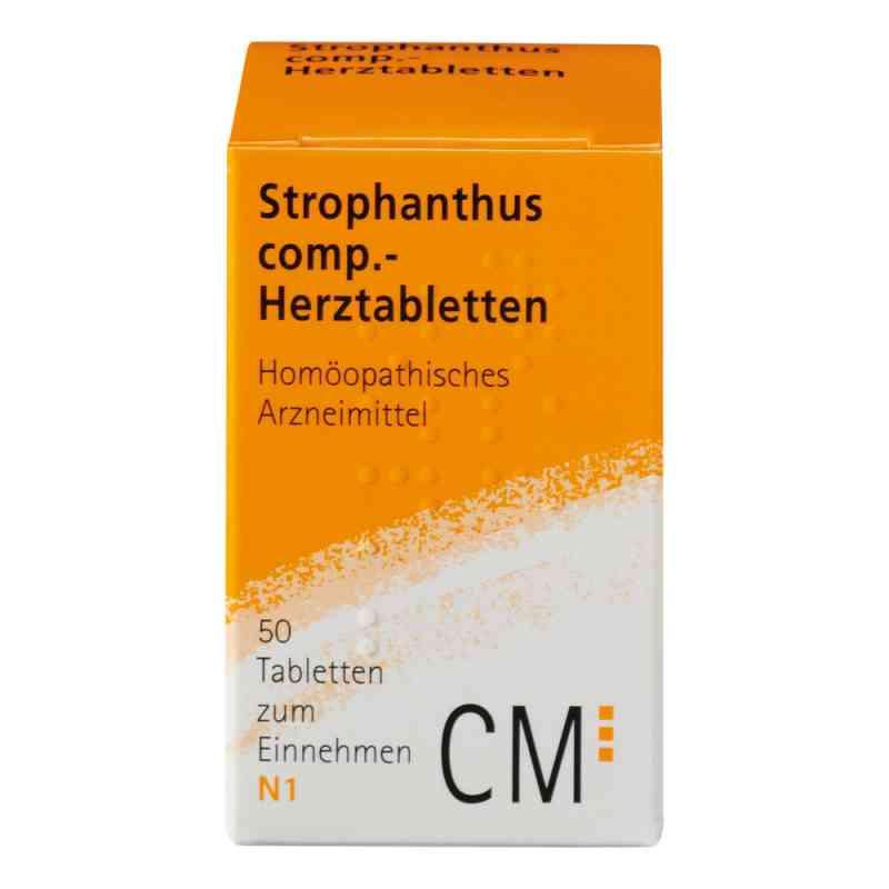 Strophanthus Comp.herztabletten  bei Apotheke.de bestellen