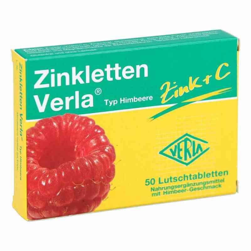 Zinkletten Verla Himbeere Lutschtabletten  bei Apotheke.de bestellen