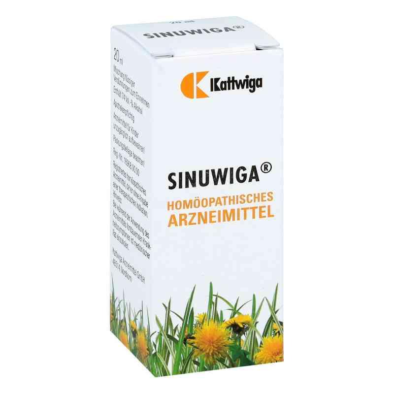 Sinuwiga Tropfen  bei Apotheke.de bestellen