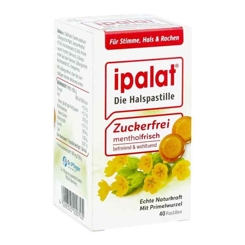 Ipalat Halspastillen zuckerfrei  bei Apotheke.de bestellen