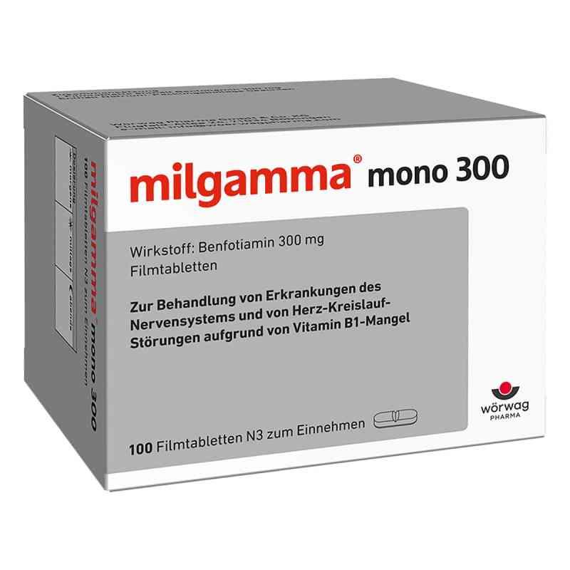 Milgamma mono 300 Filmtabletten  bei Apotheke.de bestellen