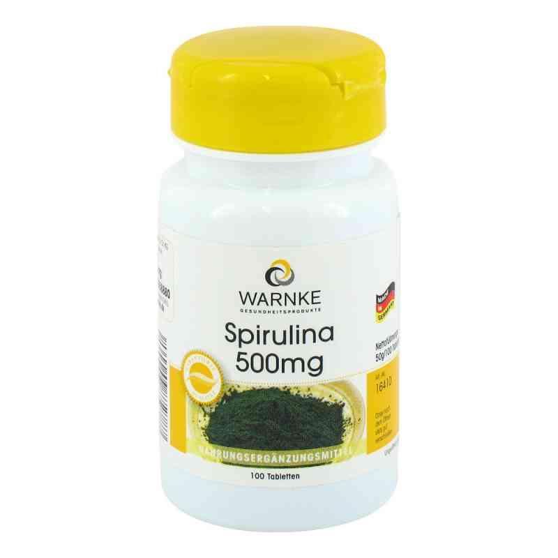 Spirulina 500 Tabletten  bei Apotheke.de bestellen