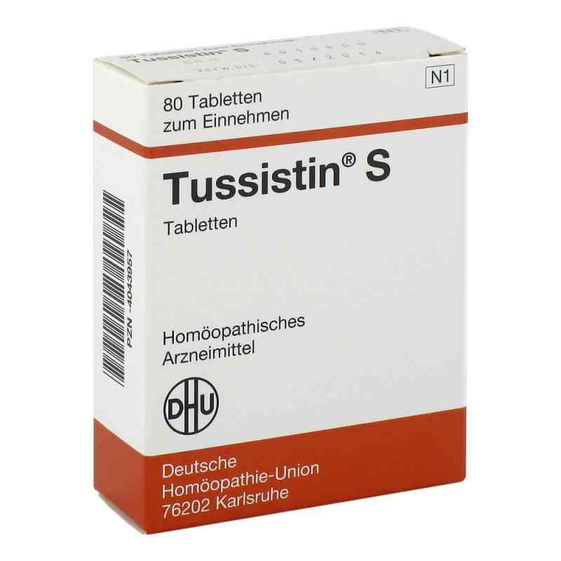 Tussistin S Tabletten  bei Apotheke.de bestellen
