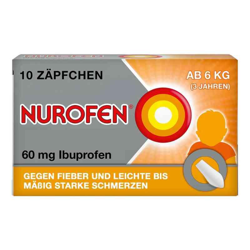 Nurofen Junior 60mg  bei Apotheke.de bestellen