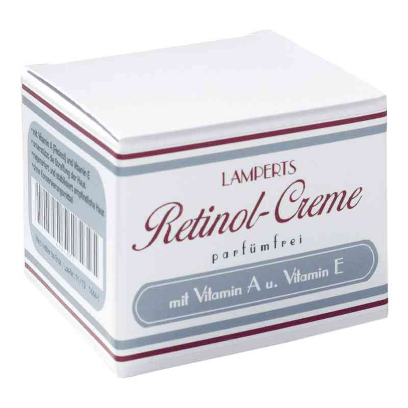 Retinol Creme parfümfrei Lamperts  bei Apotheke.de bestellen