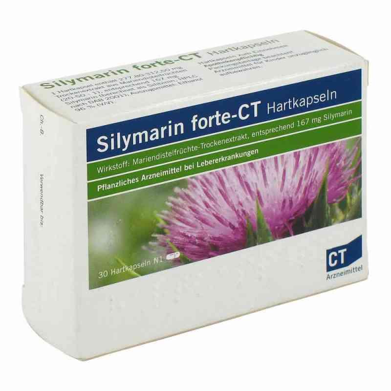Silymarin forte-CT  bei Apotheke.de bestellen
