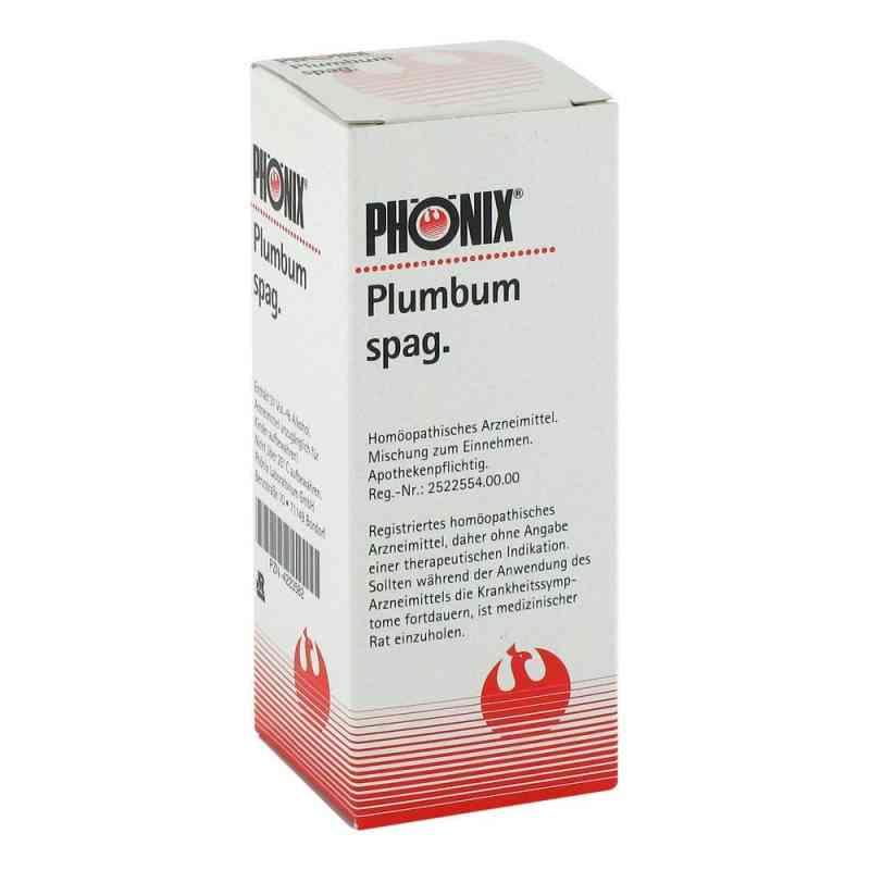 Phönix Plumbum spag. Tropfen  bei Apotheke.de bestellen