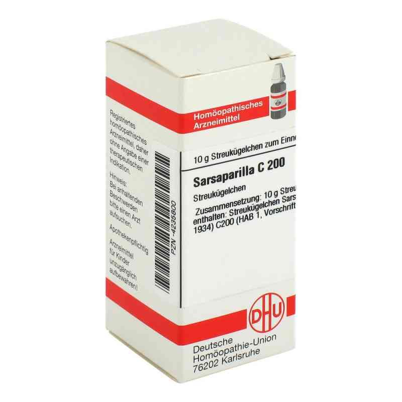 Sarsaparilla C 200 Globuli  bei Apotheke.de bestellen