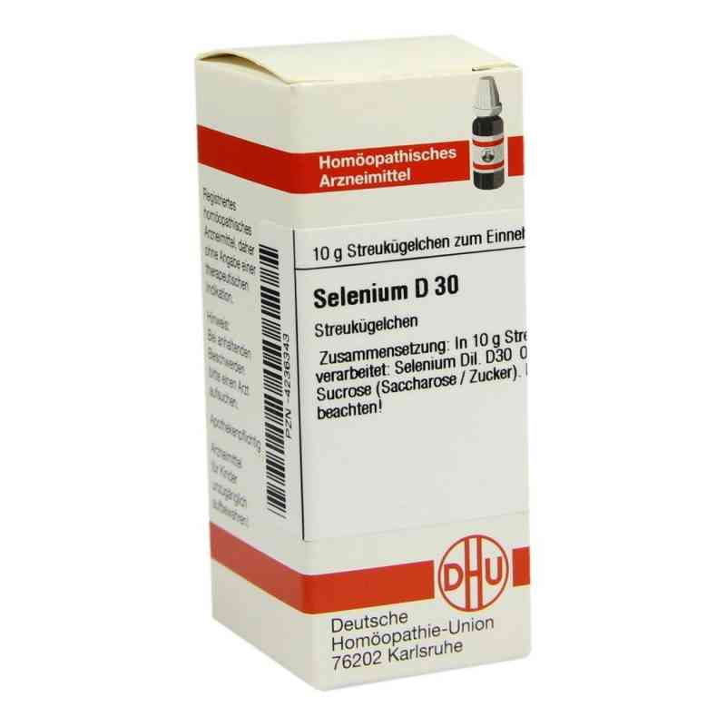 Selenium D30 Globuli  bei Apotheke.de bestellen