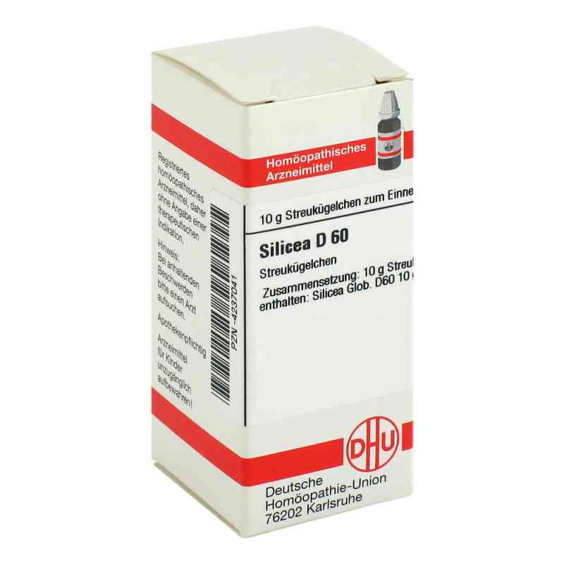 Silicea D 60 Globuli  bei Apotheke.de bestellen