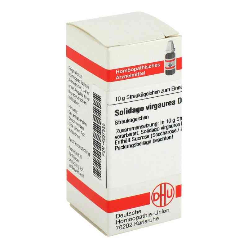 Solidago Virgaurea D 1 Globuli  bei Apotheke.de bestellen