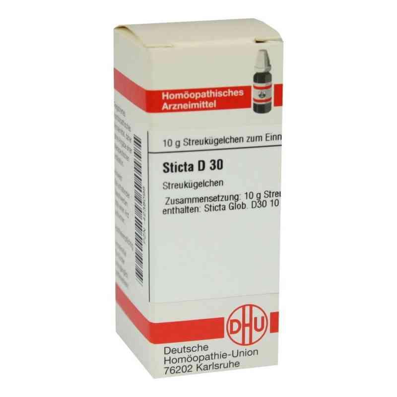 Sticta D 30 Globuli  bei Apotheke.de bestellen