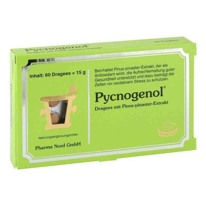 Pycnogenol Kiefernrindenextrakt Dragees  bei Apotheke.de bestellen