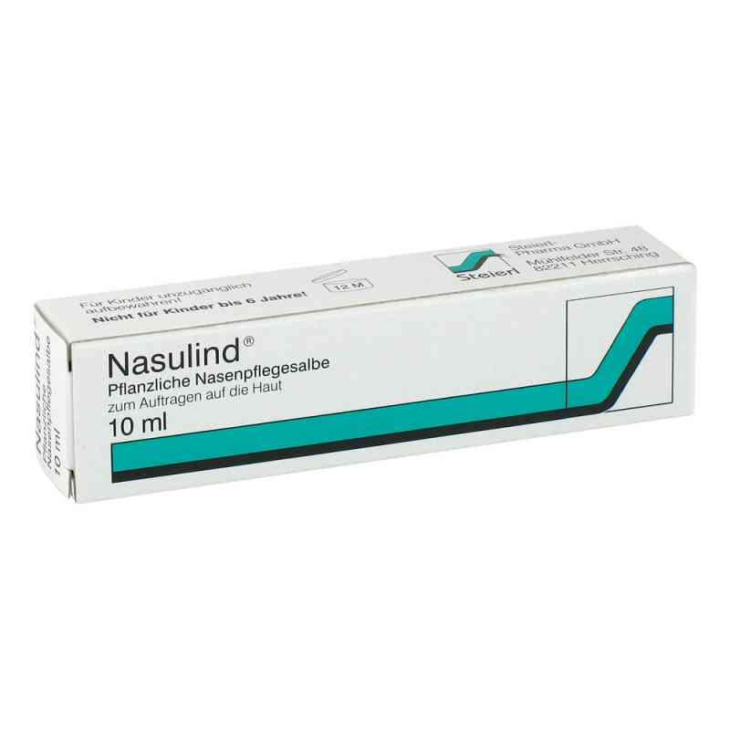 Nasulind Pflanzliche Nasenpflegesalbe  bei Apotheke.de bestellen