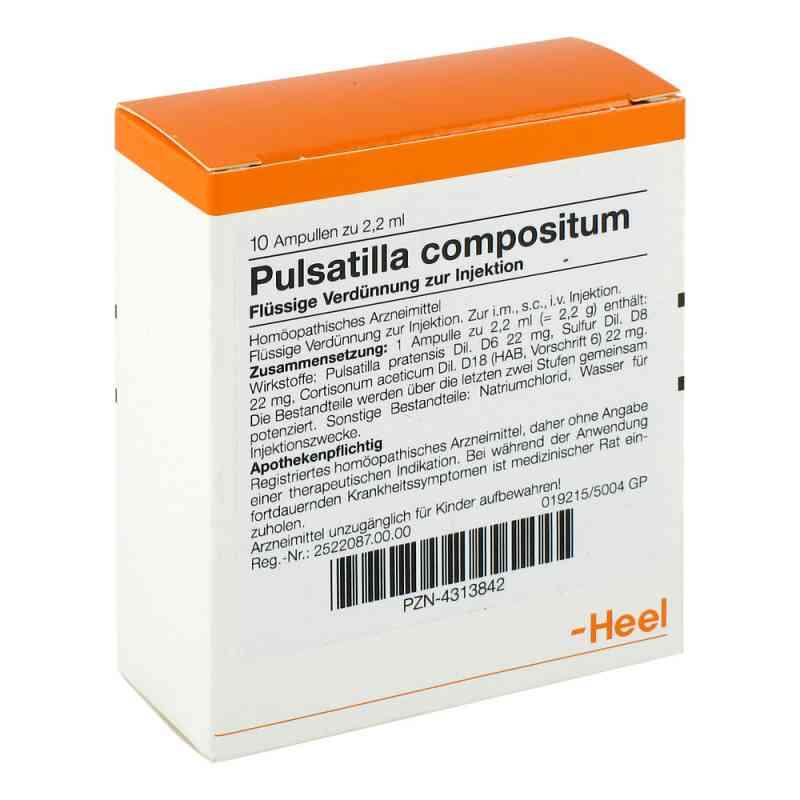 Pulsatilla Compositum Ampullen  bei Apotheke.de bestellen