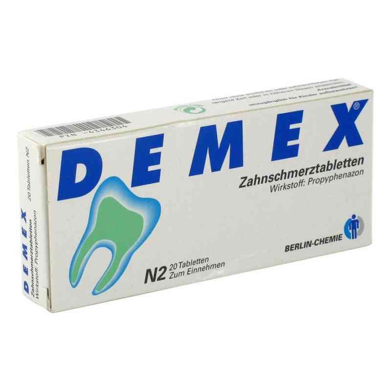 DEMEX Zahnschmerztabletten  bei Apotheke.de bestellen