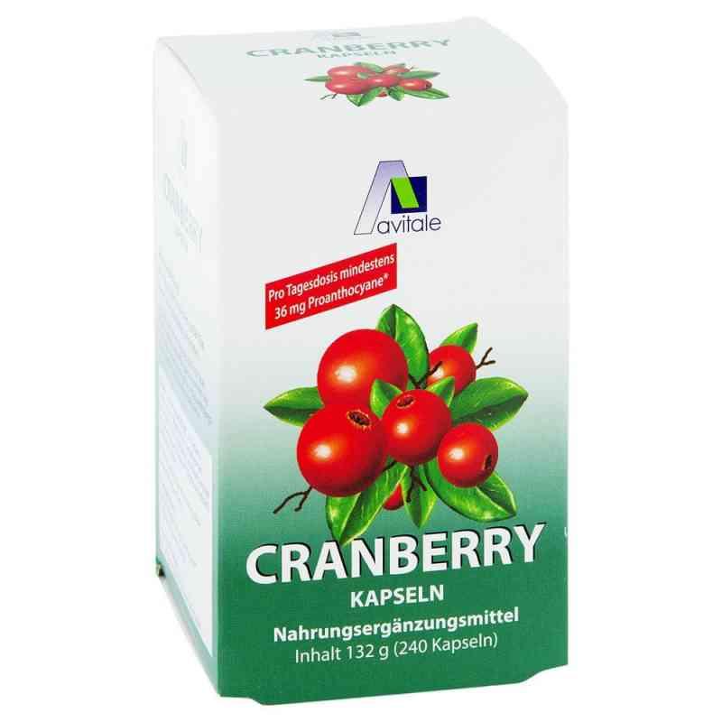 Cranberry Kapseln 400 mg  bei Apotheke.de bestellen