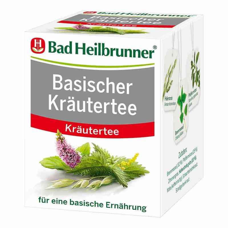 bad heilbrunner tee basische kr uter filterbeutel 8 stk. Black Bedroom Furniture Sets. Home Design Ideas