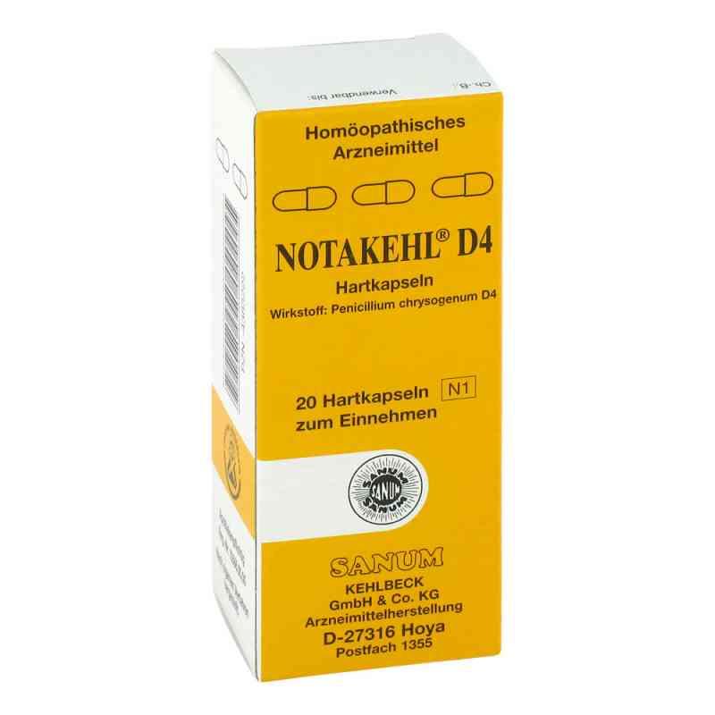 Notakehl D4 Kapseln  bei Apotheke.de bestellen