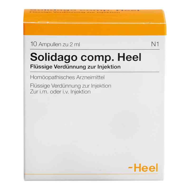 Solidago Comp.heel Ampullen  bei Apotheke.de bestellen