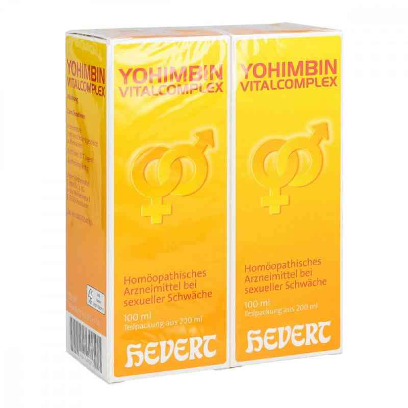 Yohimbin Vitalcomplex Hevert Tropfen  bei Apotheke.de bestellen