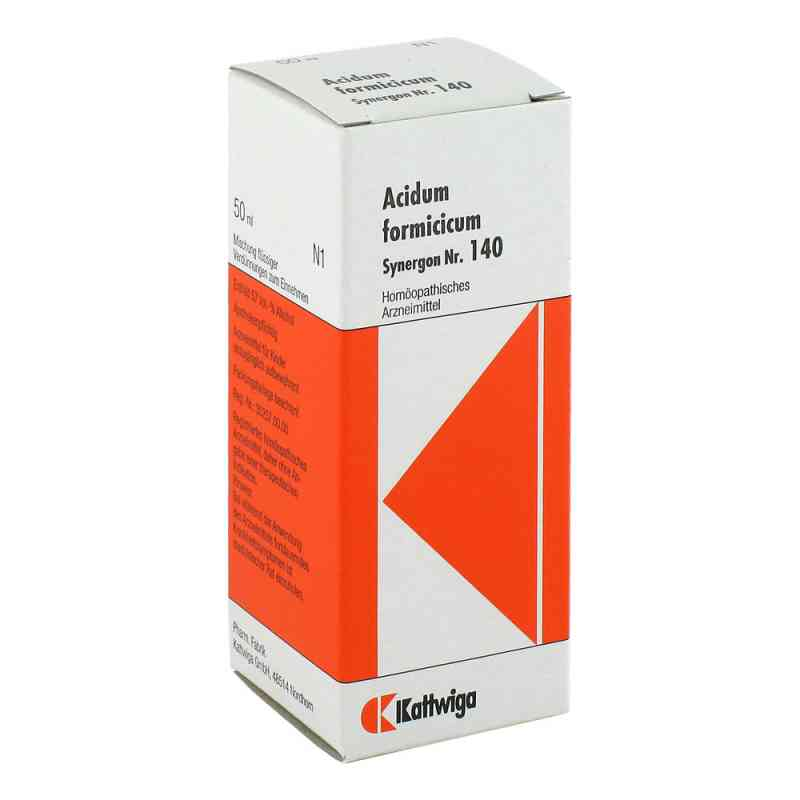 Synergon 140 Acidum Formic. Tropfen  bei Apotheke.de bestellen