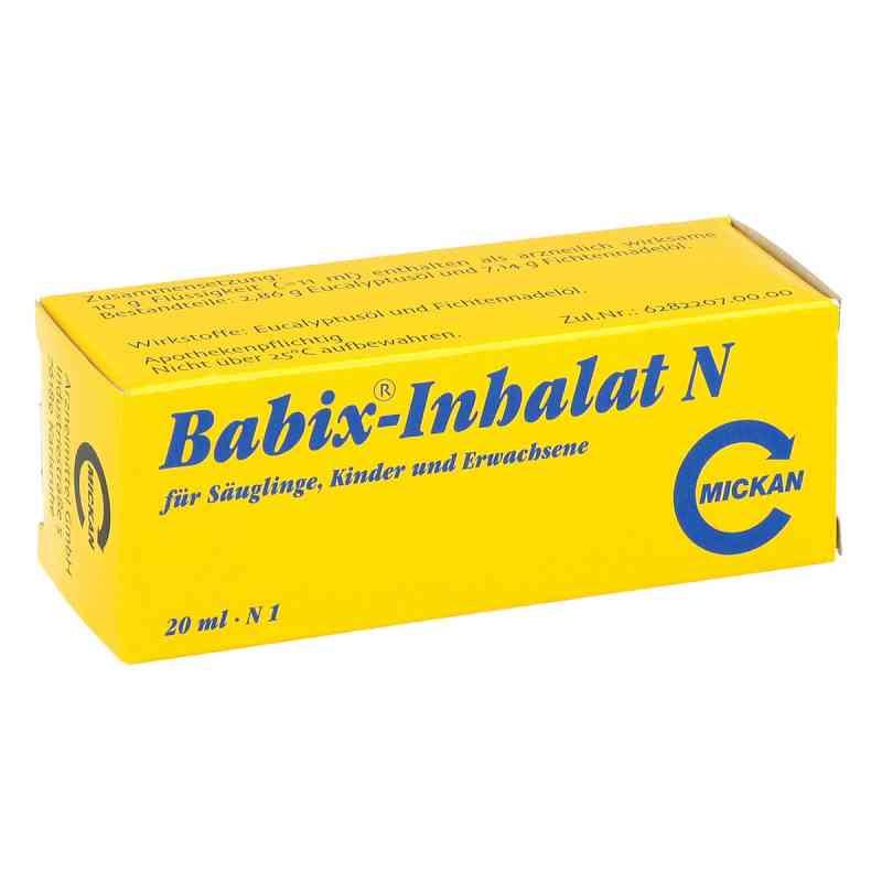 Babix-Inhalat N  bei Apotheke.de bestellen