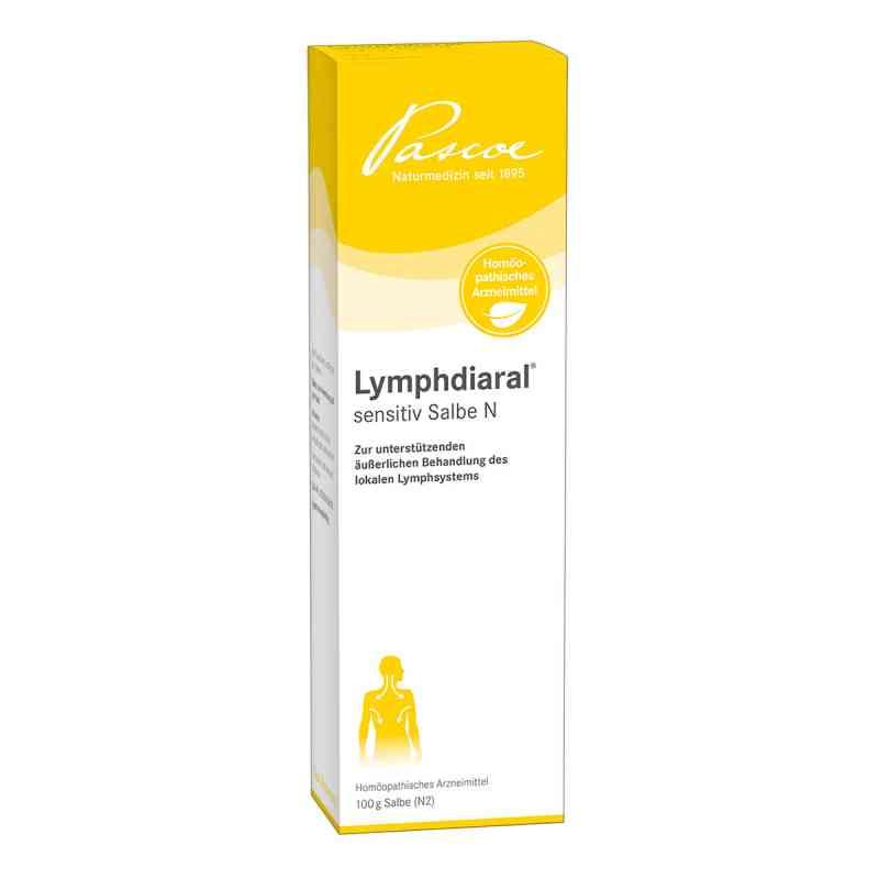 Lymphdiaral Sensitiv Salbe N  bei Apotheke.de bestellen