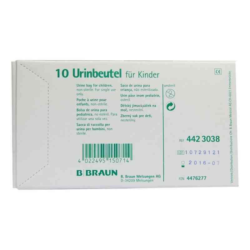 Urin Beutel  für  Kdr.z.ankleben unsteril ohne Antir.Vent.  bei Apotheke.de bestellen